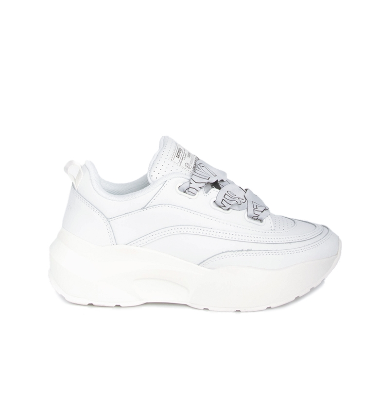 Comprar SixtySeven Minami shoes white -Sole height: 4.5cm