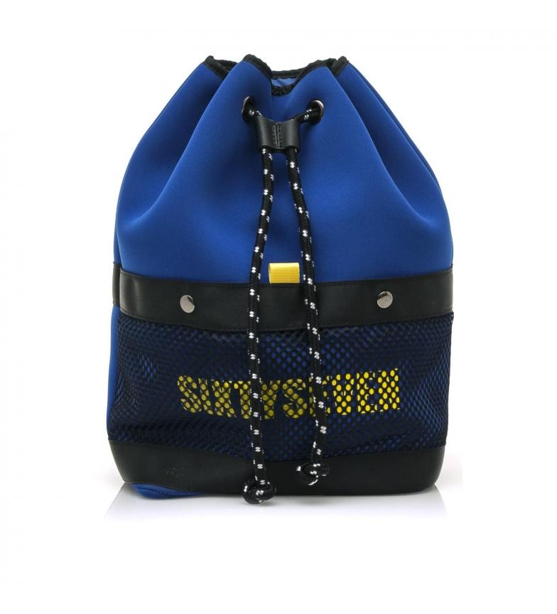 Comprar SixtySeven Backpack Macuto blue -25x40cm