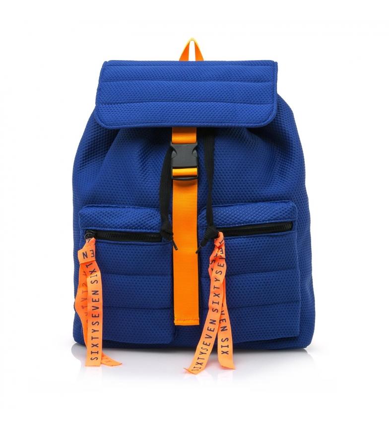 Comprar SixtySeven Mochila Minas azul -32x40cm-