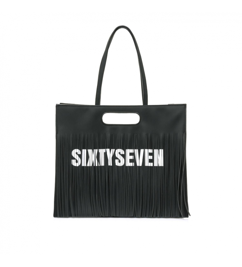 Comprar SixtySeven Borsa Shopper Black Mood -39x32,5x12cm-