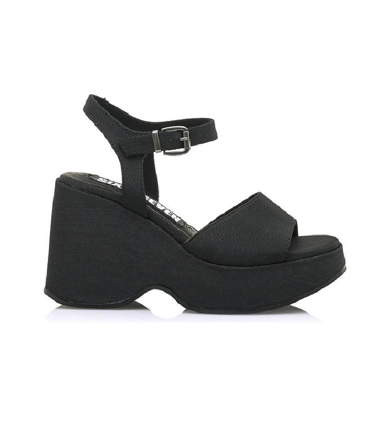 Comprar SixtySeven Sandals 30028 black -Heel height: 10cm