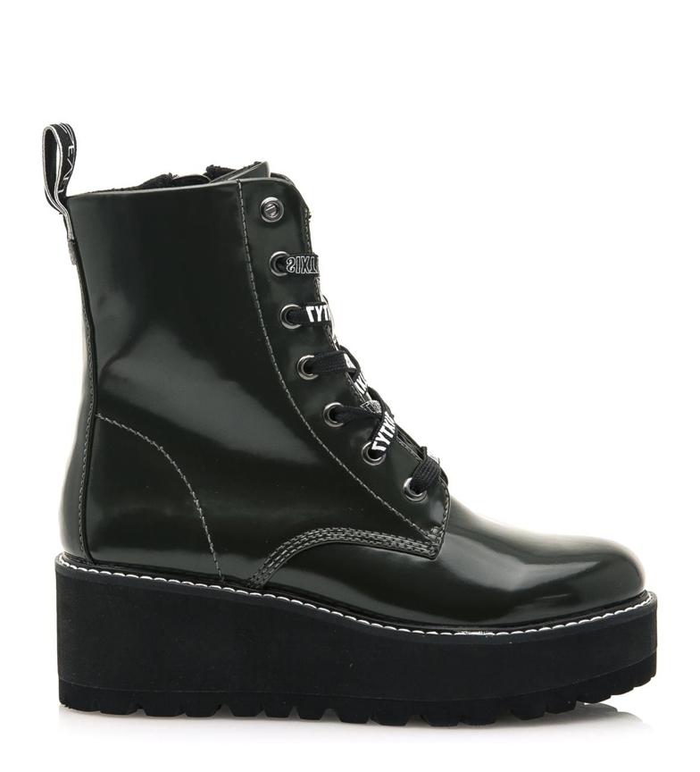 Comprar SixtySeven Green Vasey boots - wedge height: 6cm