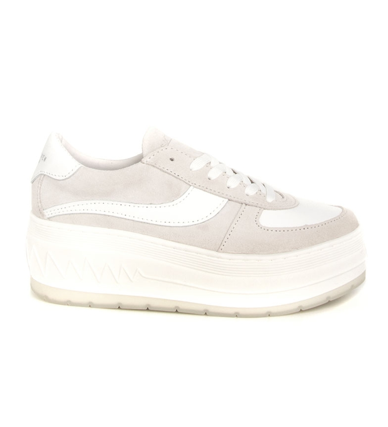 Comprar SixtySeven Chaussures en cuir Stay ice - Plate-forme haute : 6cm