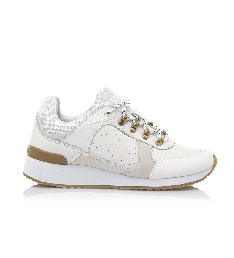 Comprar SixtySeven Leather shoes Leonel white