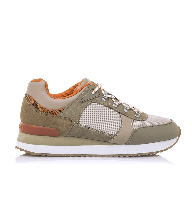 Comprar SixtySeven Leather shoes Leonel beige