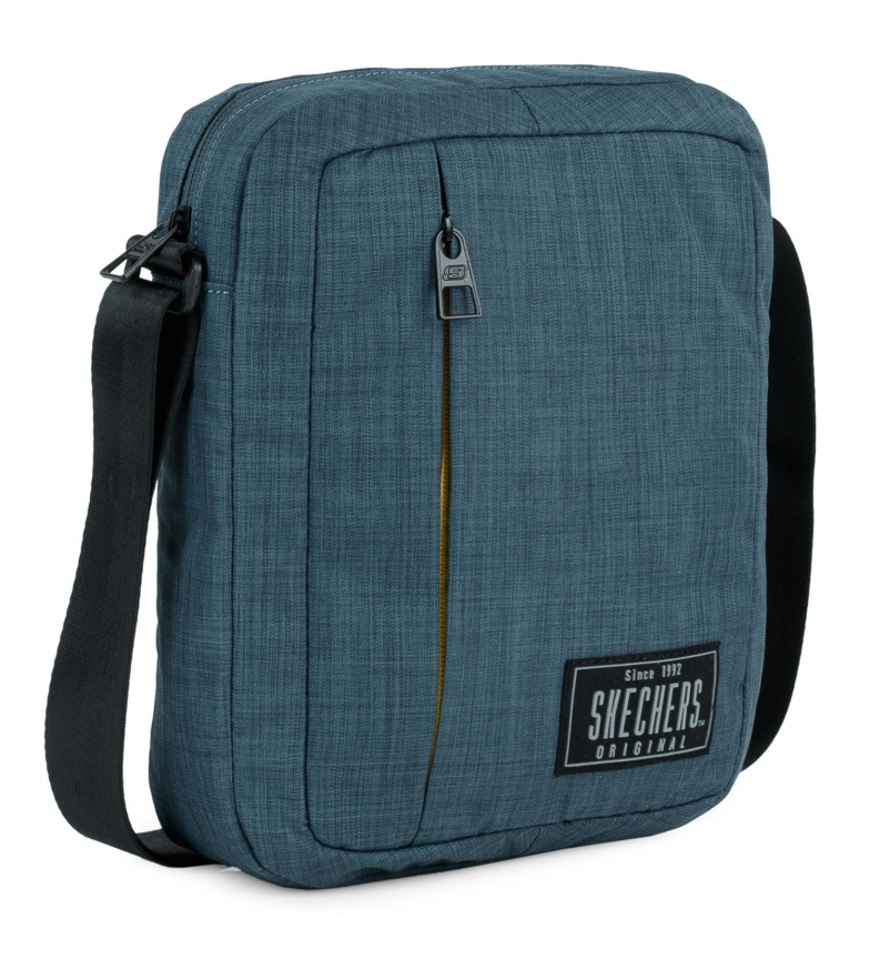 Comprar Skechers Bandolera Unisex S887 azul -26x22x6cm-
