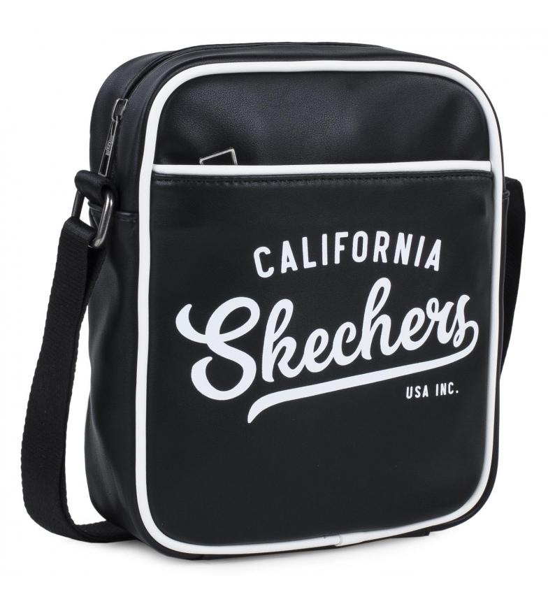 Comprar Skechers Small Unisex shoulder bag S918 black -28x42x21cm