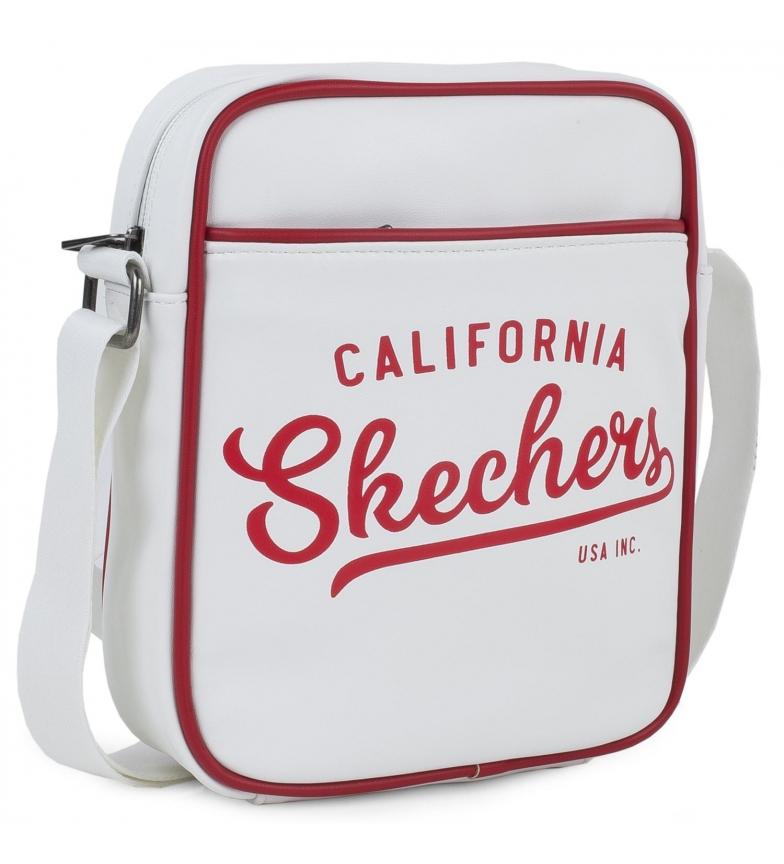 Skechers Borsa a tracolla piccola unisex S918 nero -28x42x21cm