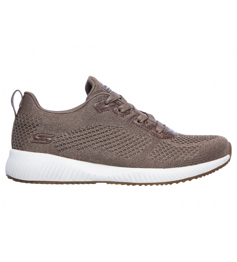 Comprar Skechers Chaussures de la brigade des bobs - Glitz Maker taupe