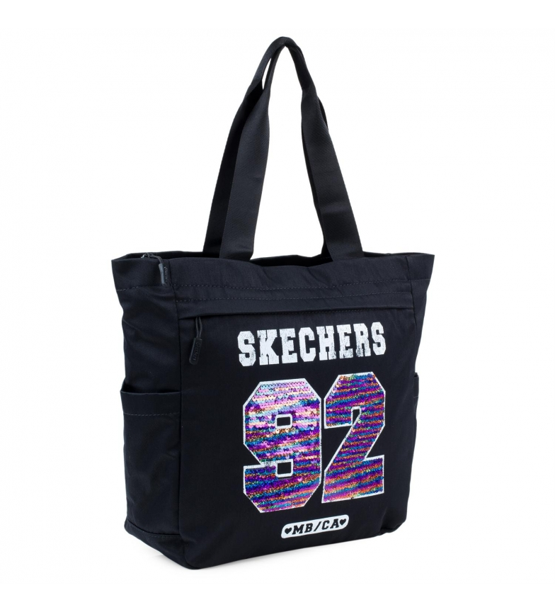 Comprar Skechers Bolso Tote Mujer S899 negro -30x33x12cm-