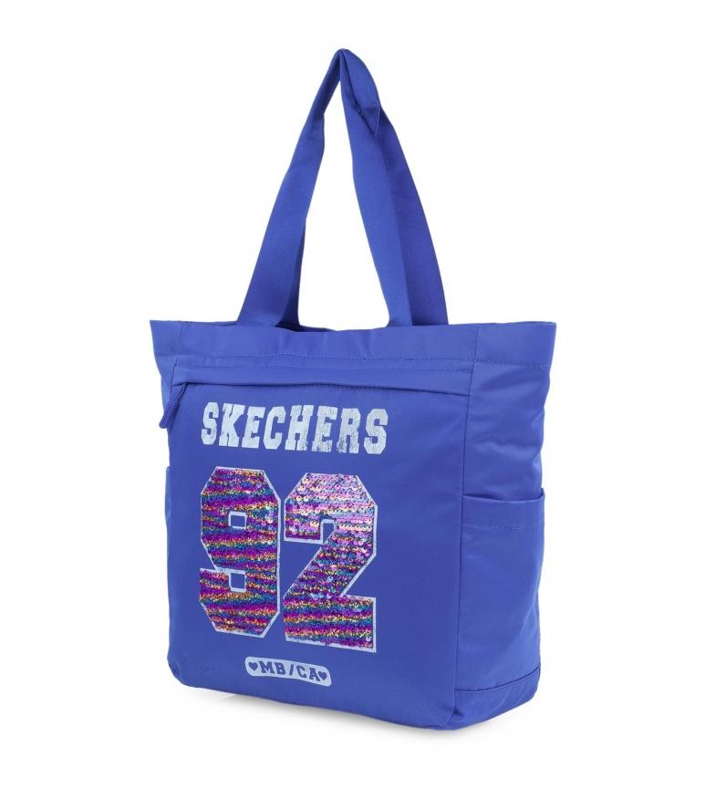 Comprar Skechers Sac à main pour femmes S899 bleu -30x33x12cm