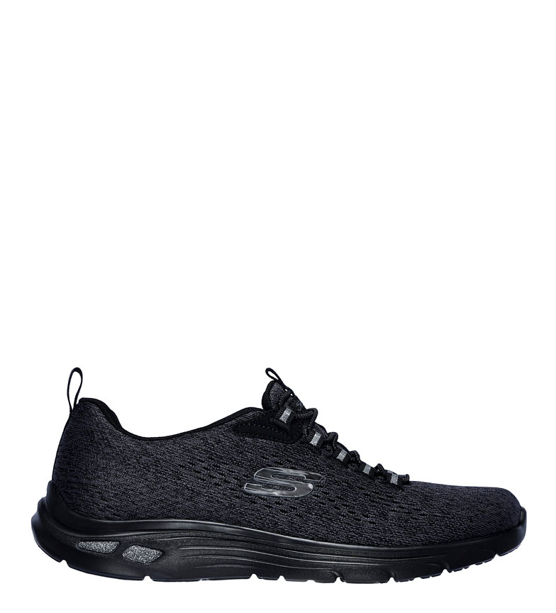 Comprar Skechers Zapatillas Relaxed Fit: Empire D'Lux - Lively Wind negro