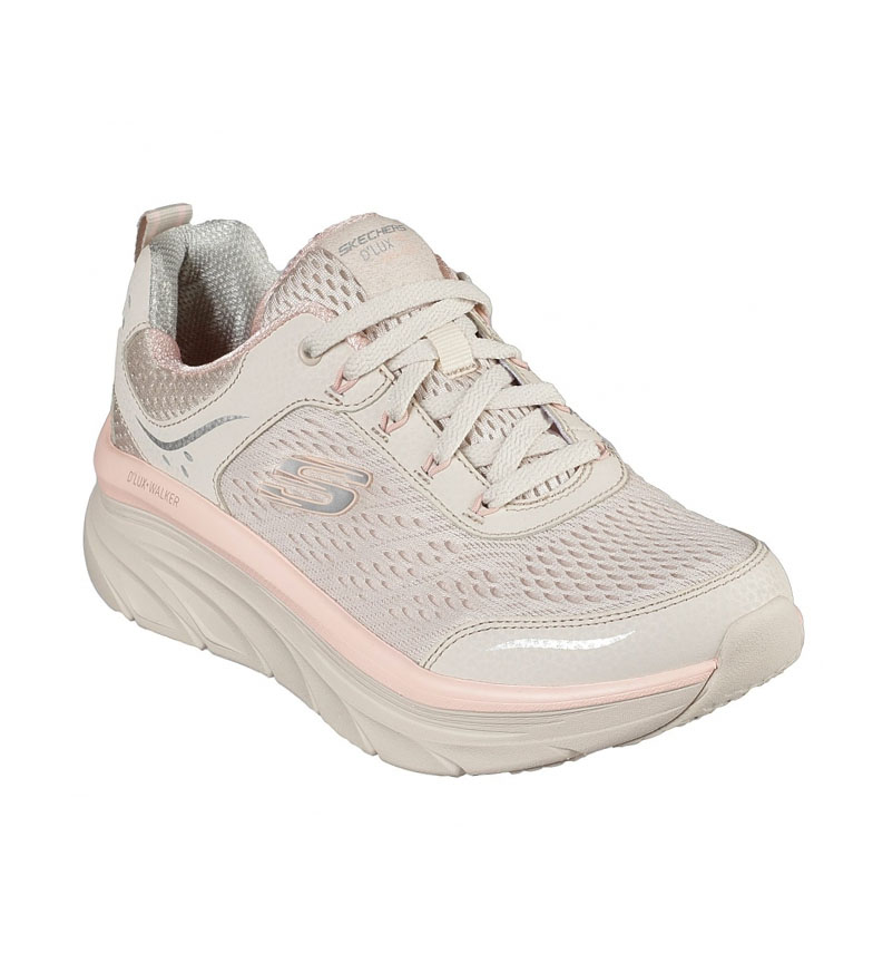 Comprar Skechers D'Lux Walker-Infinite Motion nude shoes