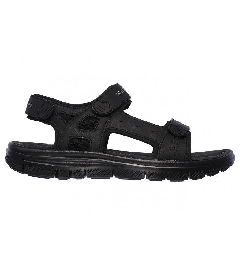 Comprar Skechers Sandalias Flex Advantatge 1.0- Upwell negro