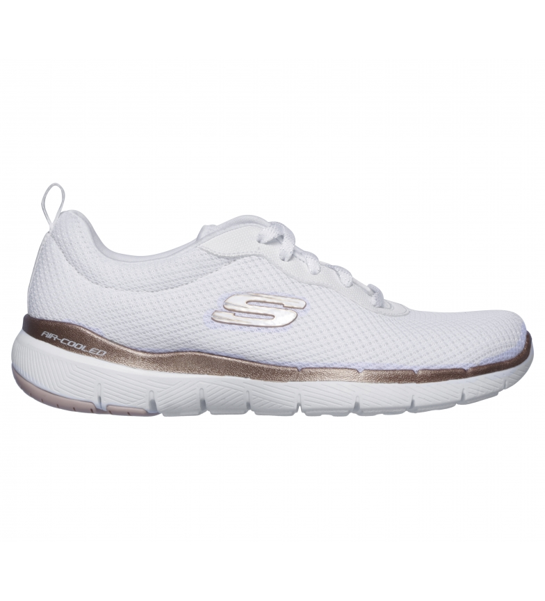 Comprar Skechers Flex Appeal 3.0 First Insight shoes white