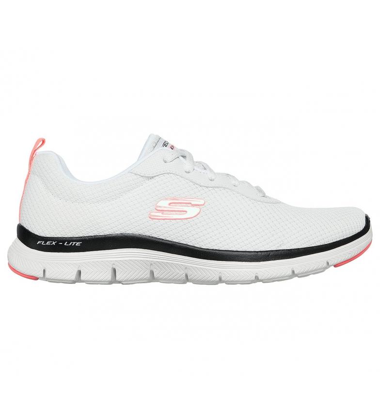 Comprar Skechers Zapatillas Flex Appeal 4.0 Brilliant View blanco