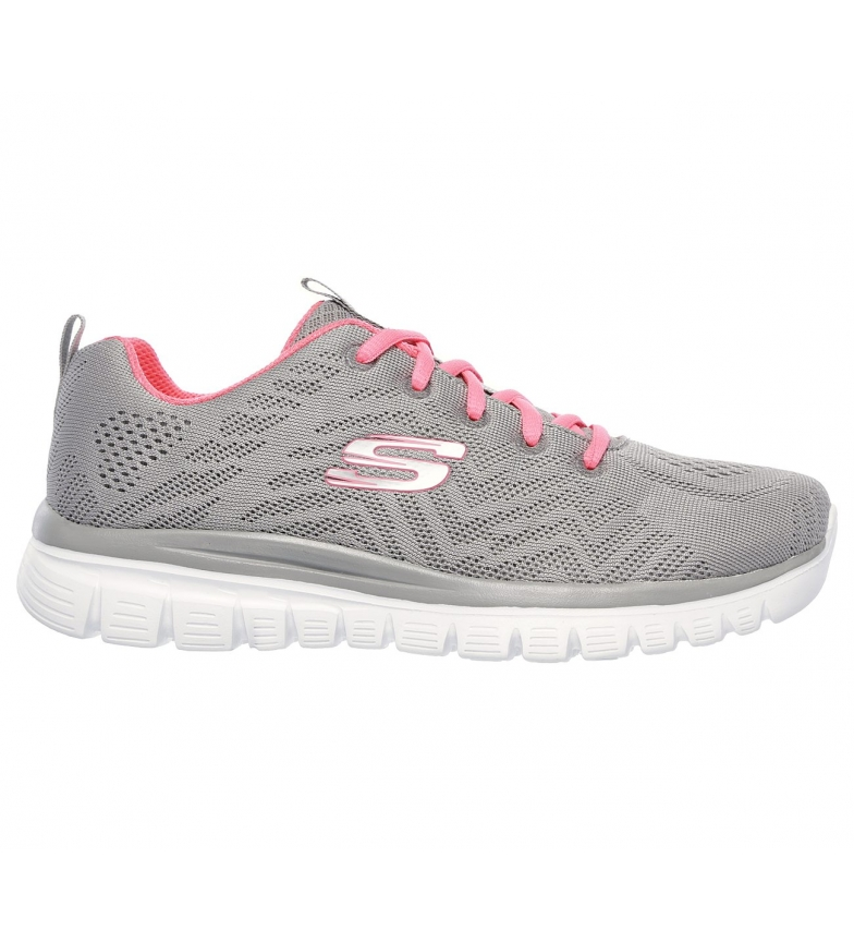 Comprar Skechers Graceful-Get Connected shoes grey