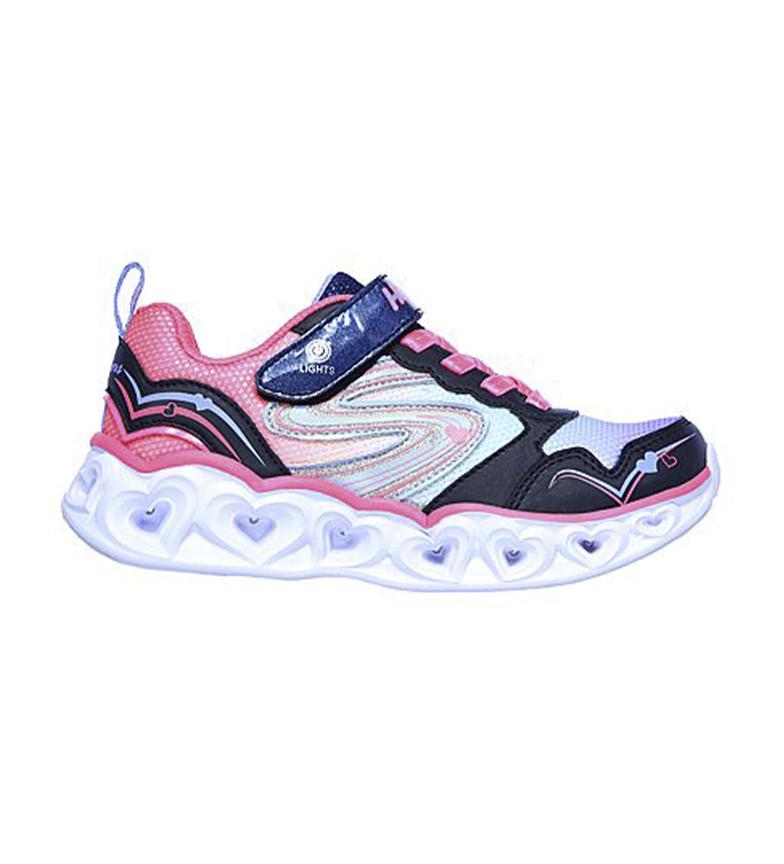 Comprar Skechers Scarpe da ginnastica Heart Lights - Love Spark blu navy, rosa