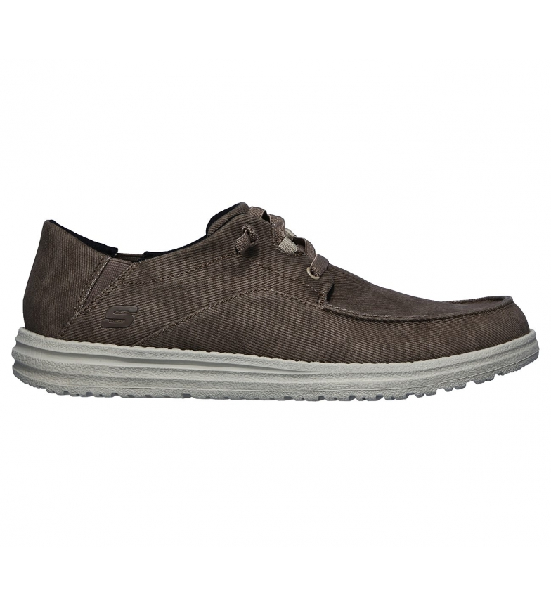 Comprar Skechers Zapatos Melson Volgo marrón