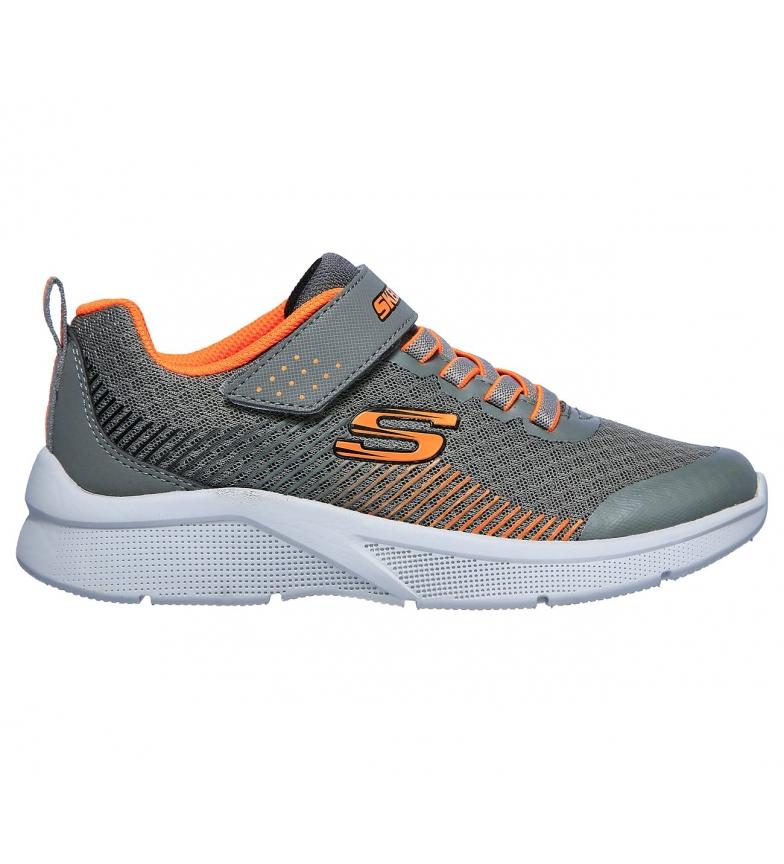 Comprar Skechers Scarpe microspecifiche - Grigio, tappo arancione