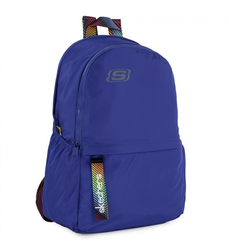 Comprar Skechers Backpack Interior Ipad Tablet S894 blue -30x46x15cm