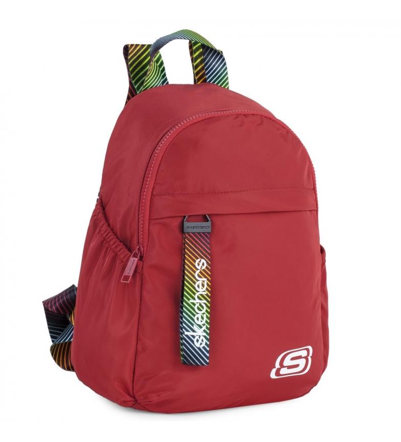 Comprar Skechers Petit sac à dos S895 rouge -32x23x12cm