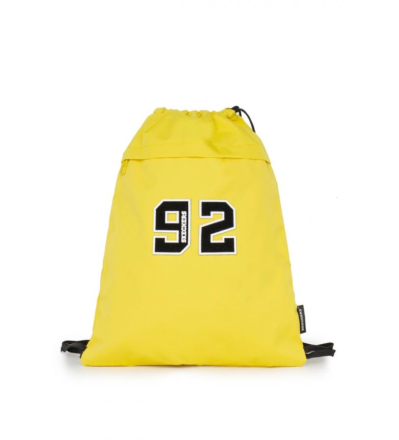Comprar Skechers Mochila de rua amarela -43x33x1x1cm