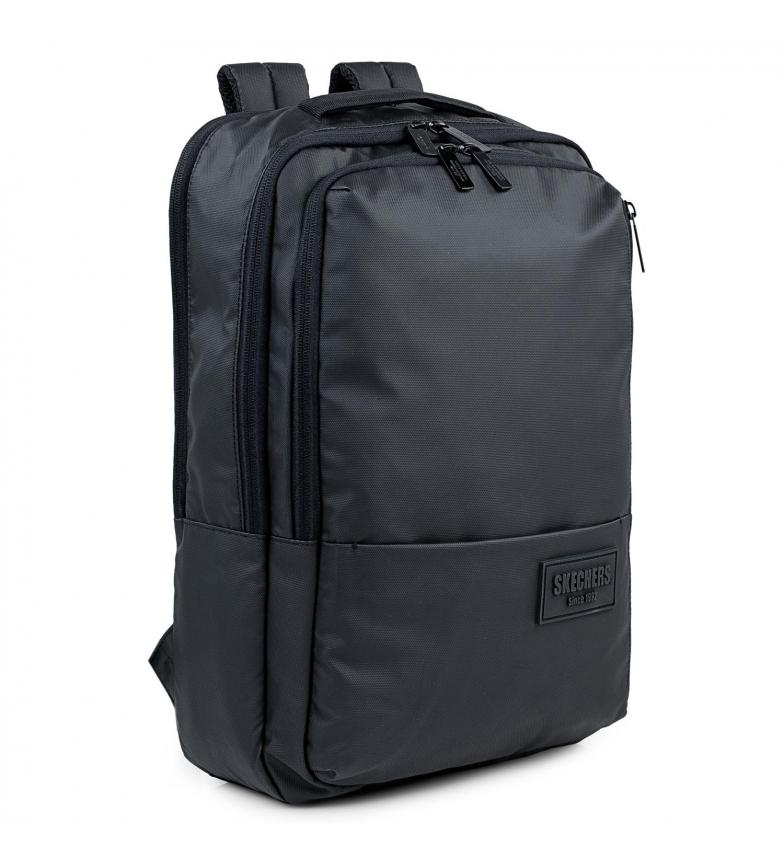 Comprar Skechers Sac à dos unisexe Tablette Ipad de poche intérieure S943 noir -42x28x16cm