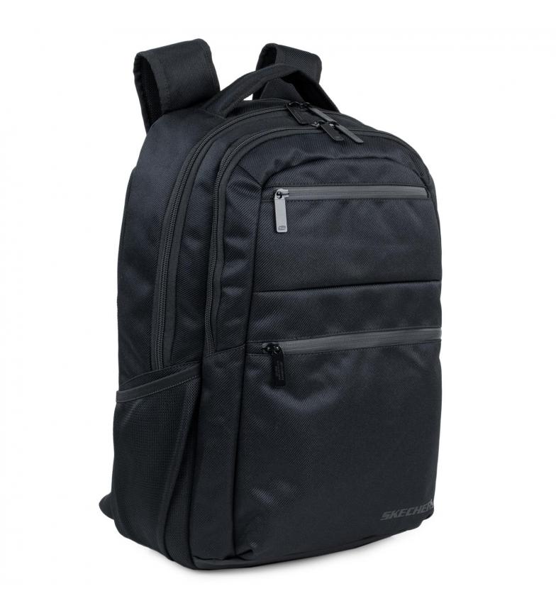 Comprar Skechers Zaino adulto unisex con tasca interna Ipad Tablet S969 nero -47x32x15cm