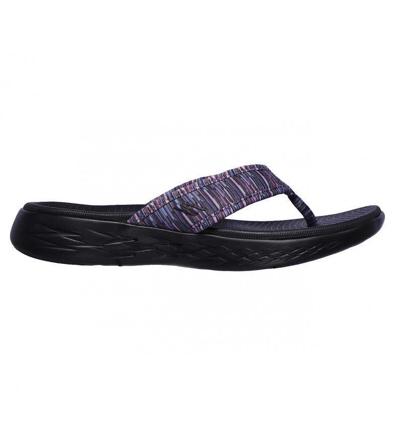 Comprar Skechers Sandales On The Go 600 - Captivate noir, multicolore