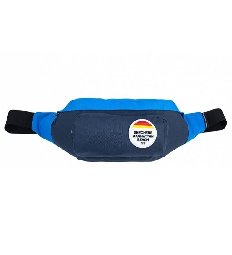 Comprar Skechers Bum bag S911 blue -12x30x10cm