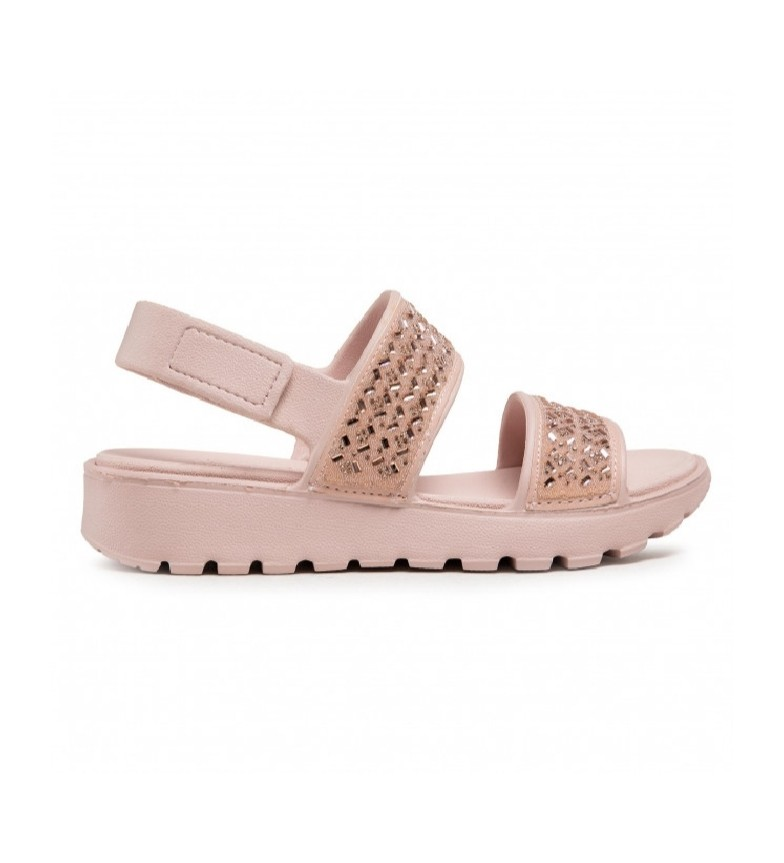 Comprar Skechers Sandalias Cali Gear Footsteps - Glam Party rosa