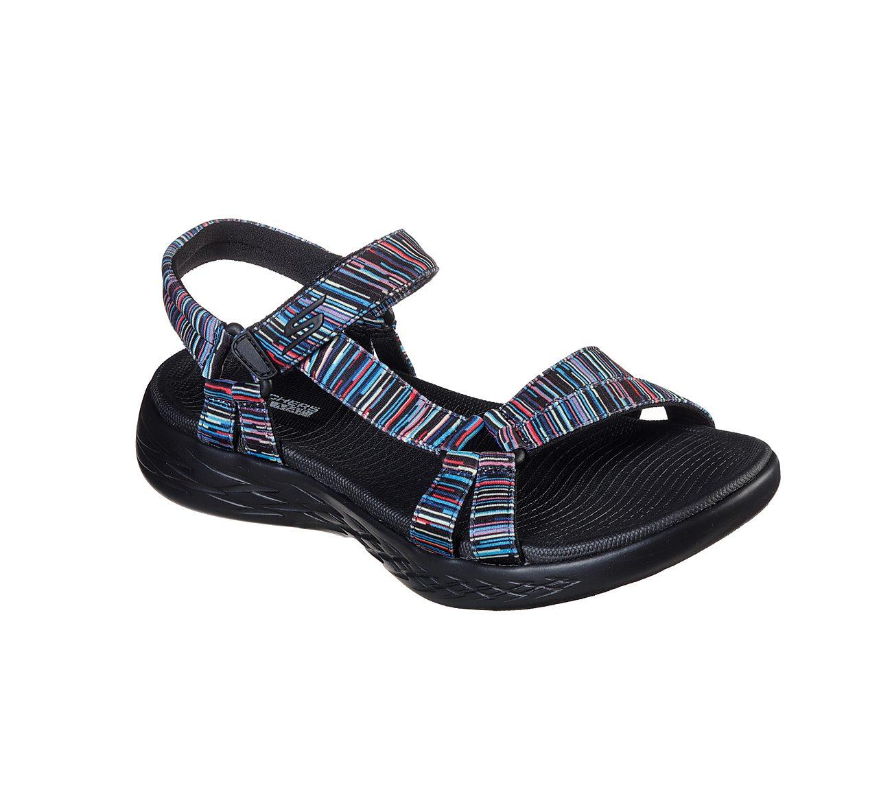 Comprar Skechers On-The-Go 600 Sandals - Electric Black