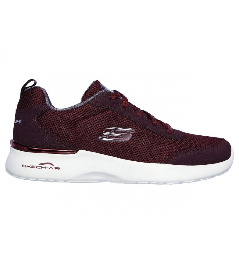 Comprar Skechers Skech-Air Dynamight-Fast Brak maroon shoes