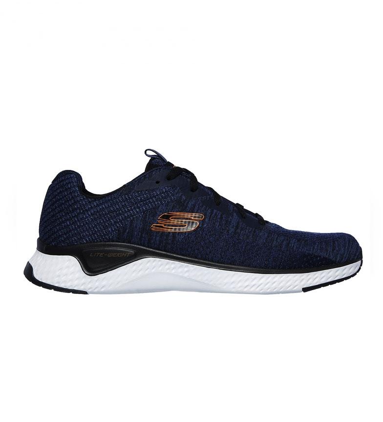 Comprar Skechers Solar Fuse Kryzik marine sneakers, black