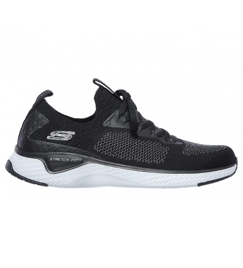 Comprar Skechers Solar Fuse shoes - Valedge black