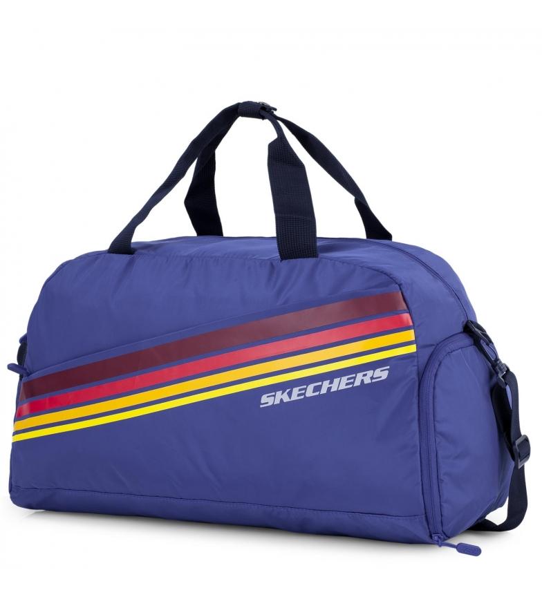 Comprar Skechers Borsa sportiva S913 nero -52x32x22cm