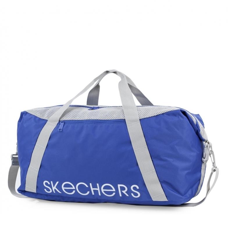 Comprar Skechers Sports bag S919 blue -53x27x25cm