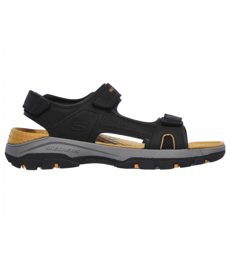 Comprar Skechers Sandalias Tresmen Hirano negro