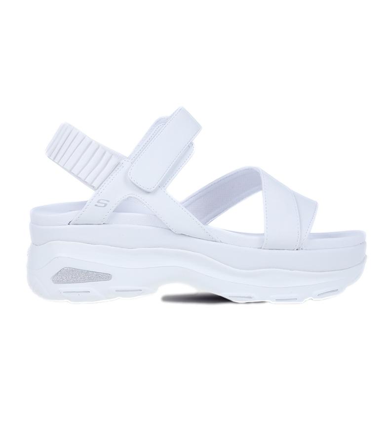 Comprar Skechers Sandalias Ultra blanco