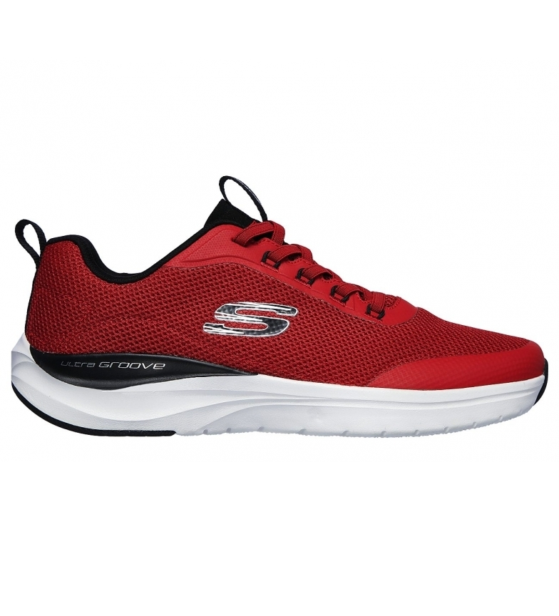 Comprar Skechers Sapatos Ultra Groove - Live Session Red
