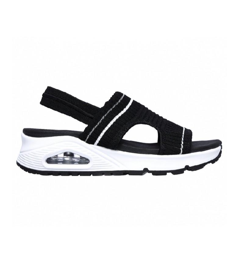 Skechers Sandals Uno - Coolio black