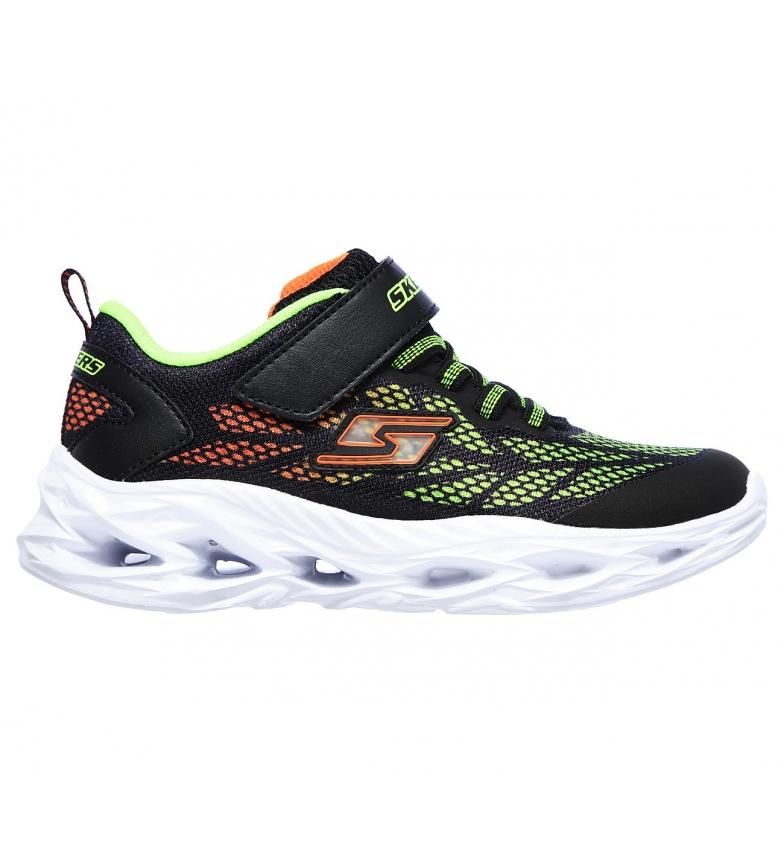 Skechers Zapatillas Vortex-Flash negro, verde