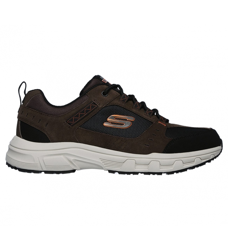 Comprar Skechers Tênis de camurça do Brown Oak Canyon