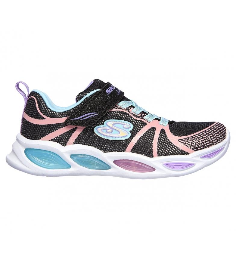Comprar Skechers Zapatillas Shimmer Beams Sporty Glow negro, rosa
