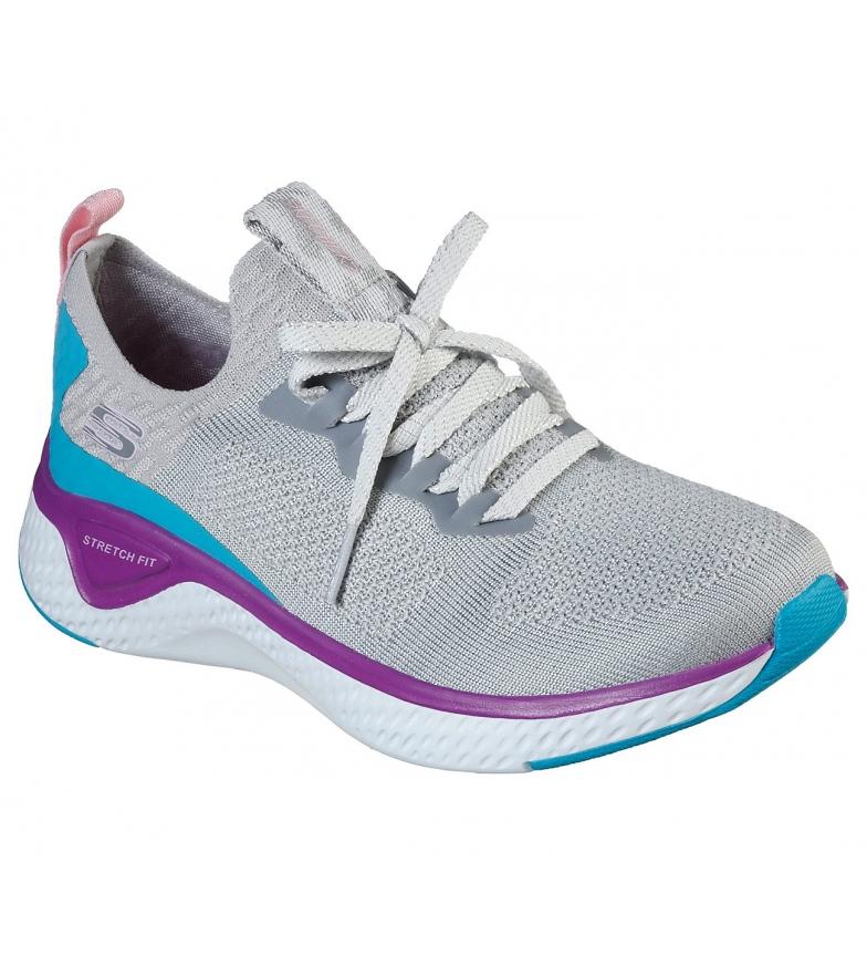 Comprar Skechers Zapatillas Solar Fuse gris