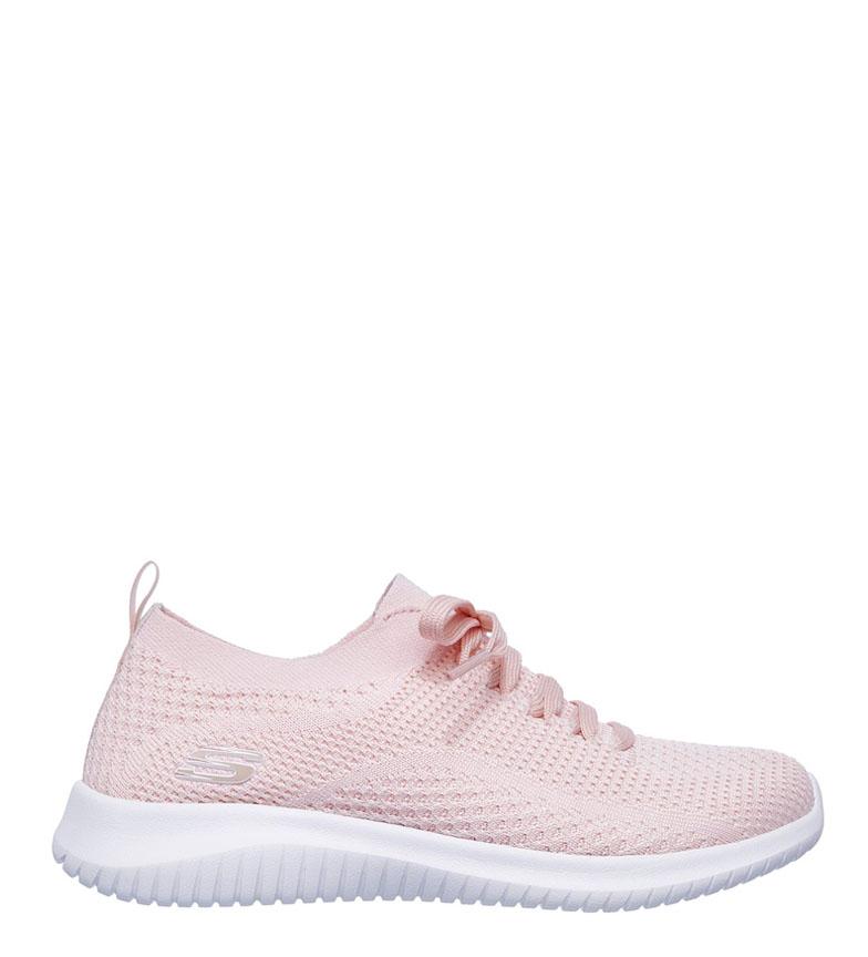 Comprar Skechers Zapatillas Ultra Flex - Statements rosa claro