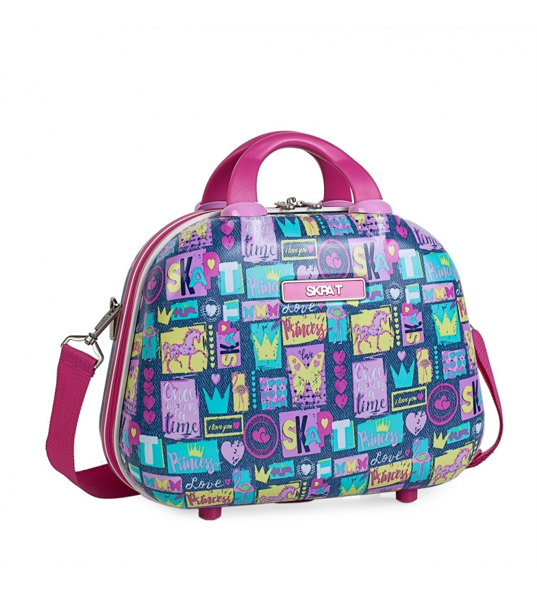 Comprar Skpat Toilet bag 56835 pink -26x35x15cm