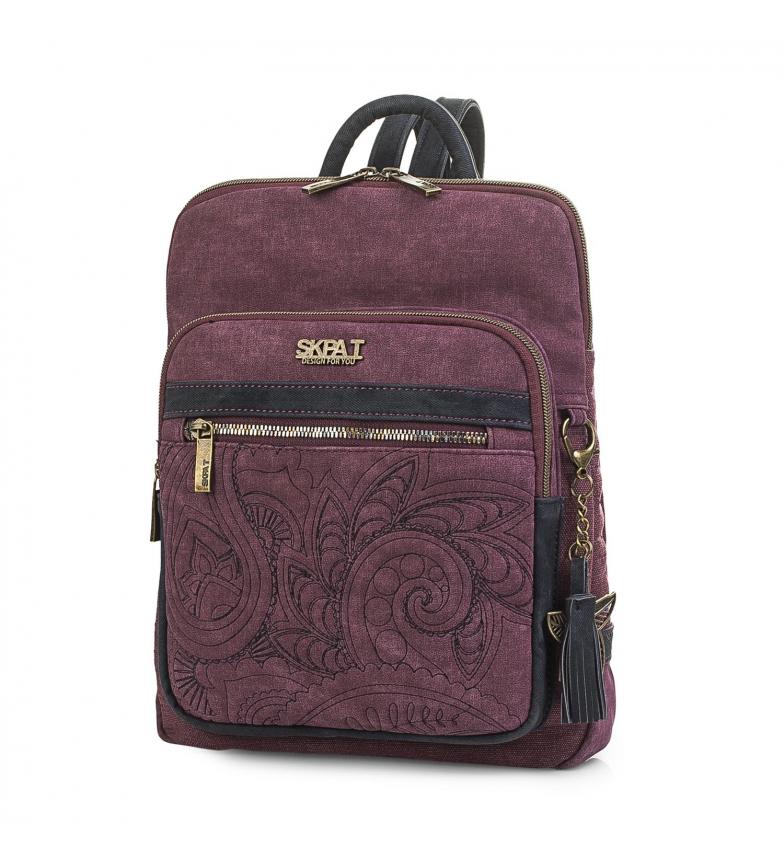 Comprar Skpat Backpack 95323 burgundy -33x26,5x8,5cm