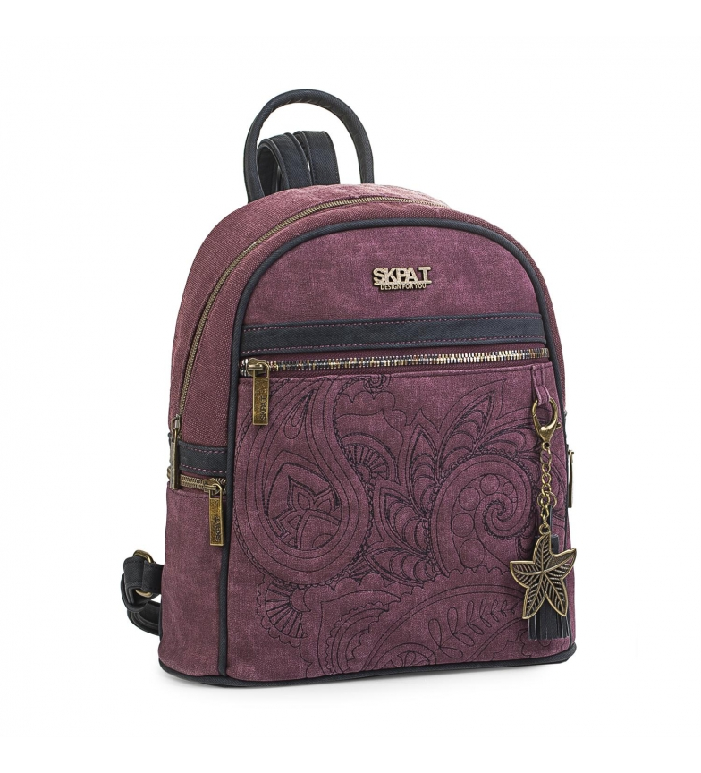 Comprar Skpat Mochila 95399 burgundy -30x28x11x11cm